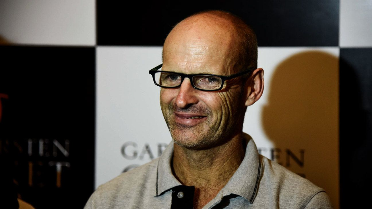 How about Gary Kirsten as England's next coach?