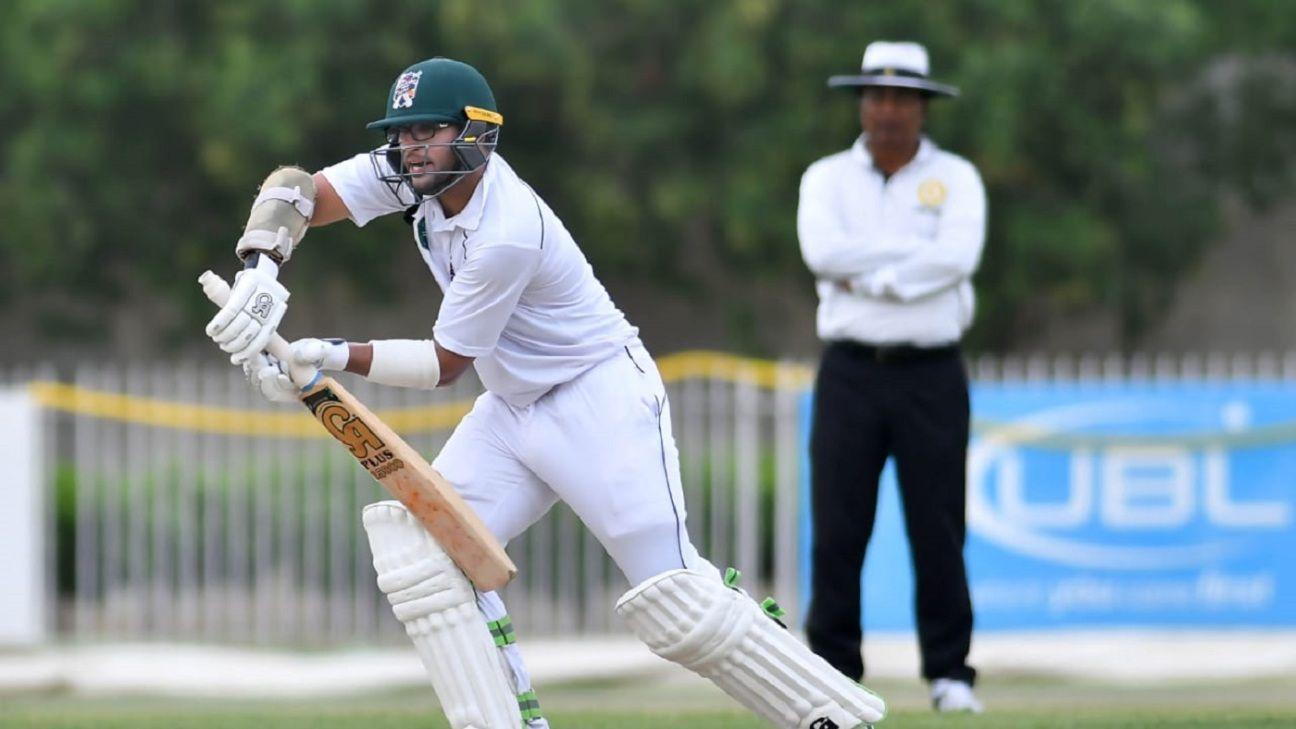 Live Report – Quaid-e-Azam Trophy, 2nd round