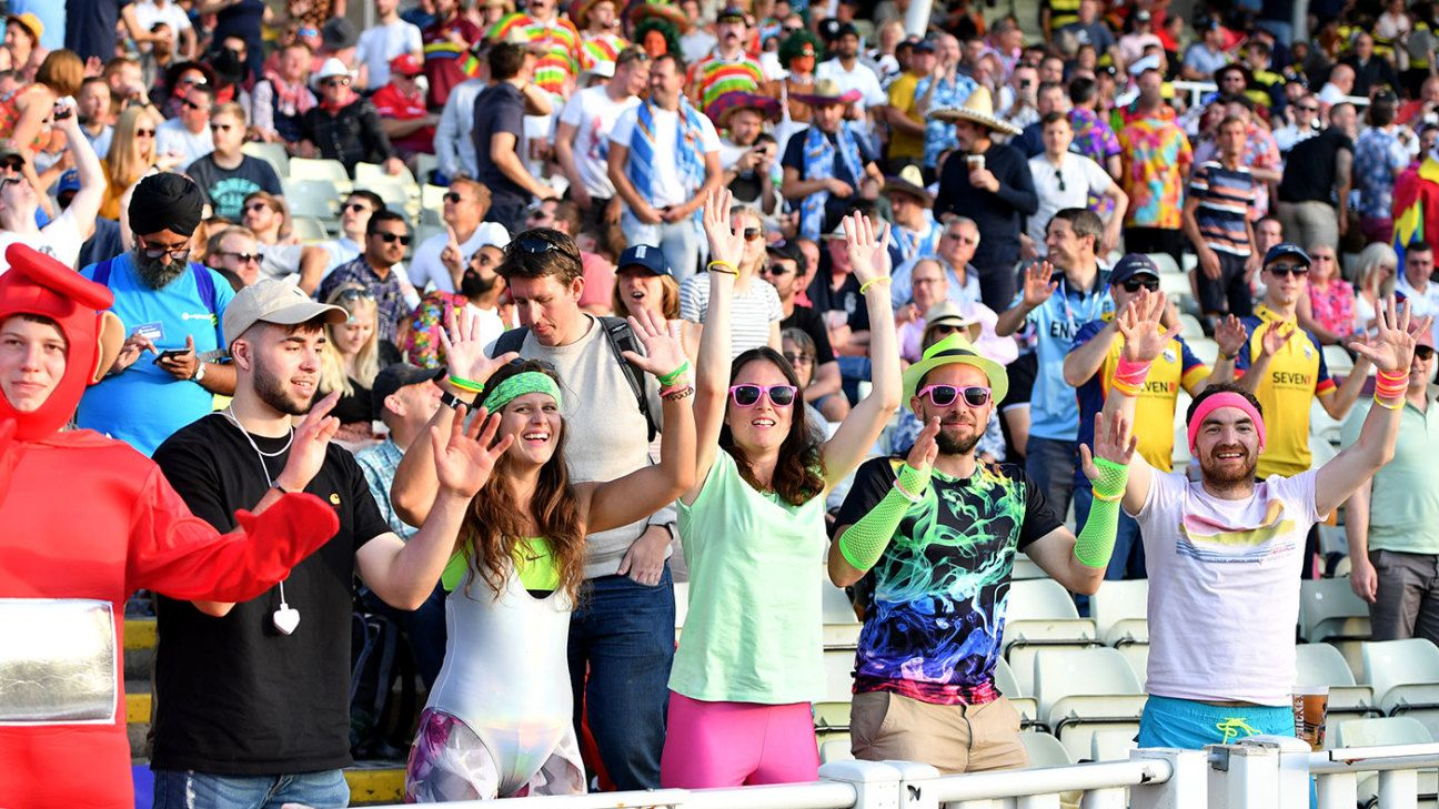 ECB reports record attendances as English summer lives up to the hype