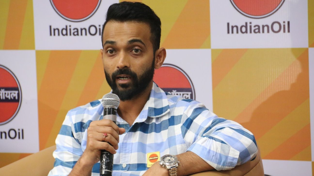 It was 'hard to see a player like Rohit sitting outside' in the West Indies – Ajinkya Rahane