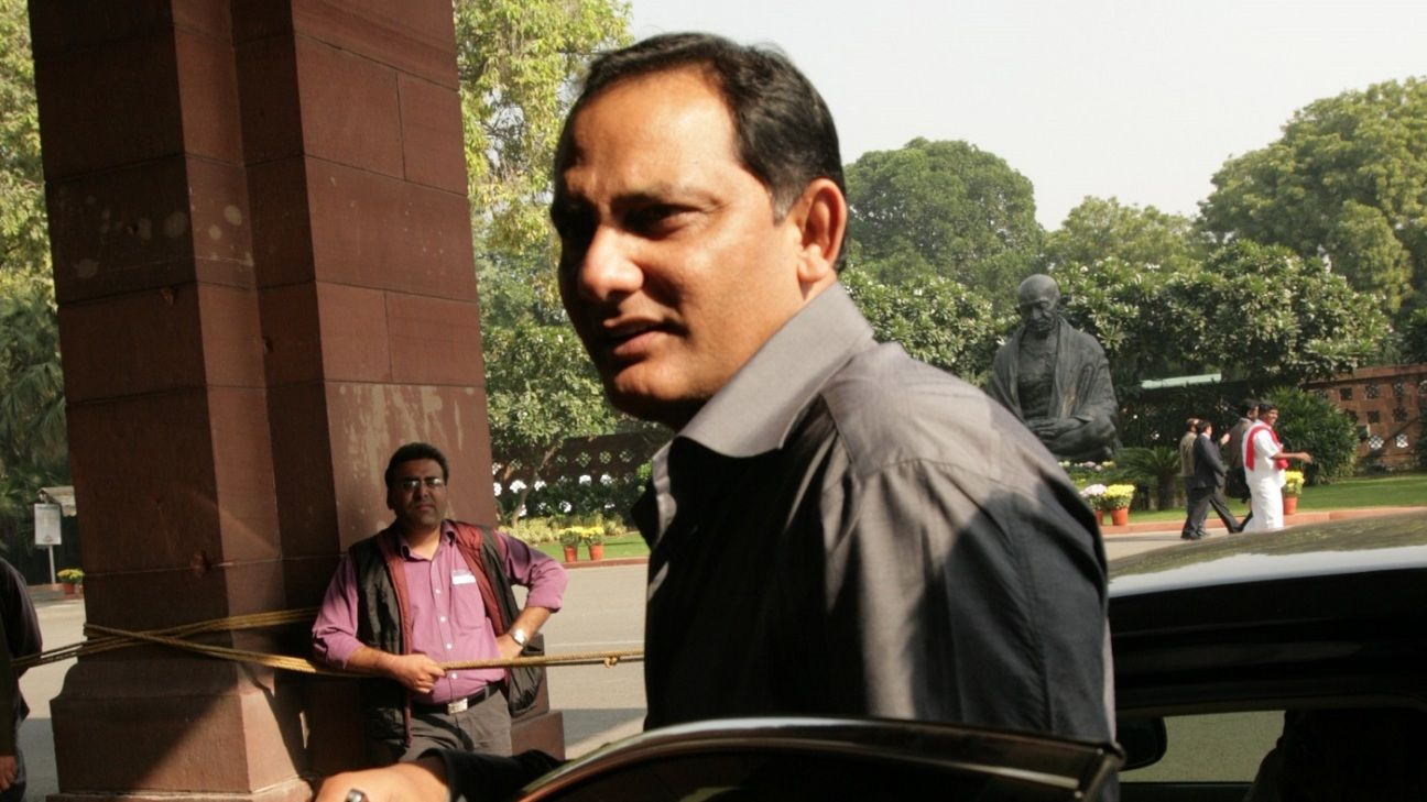 'I have so much to offer' – Mohammad Azharuddin after becoming new Hyderabad cricket boss