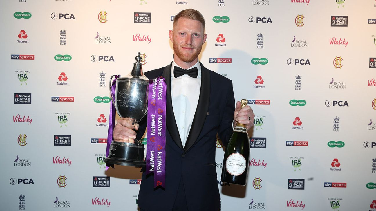 The Buzz: Who's the worst dressed England player? Not me, says Ben Stokes
