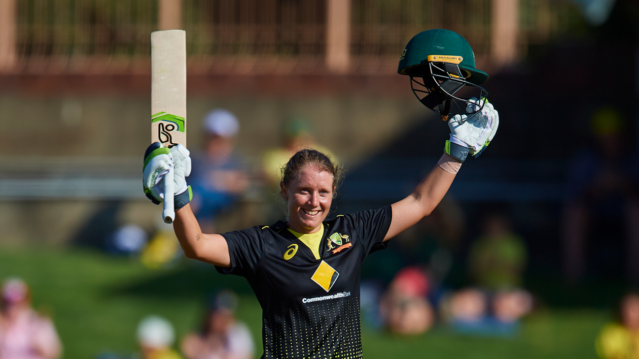 Team-mates turn rivals: how do you stop Alyssa Healy?