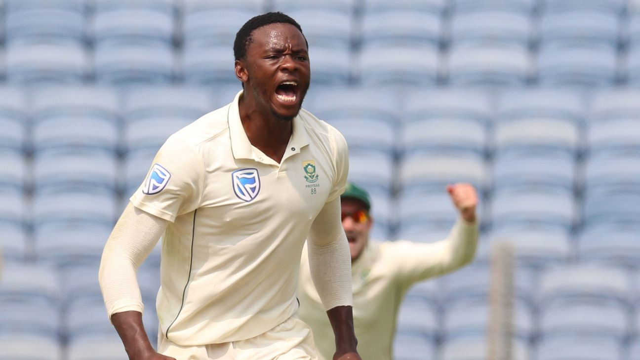'Don't know if we can be put under more pressure' - Kagiso Rabada