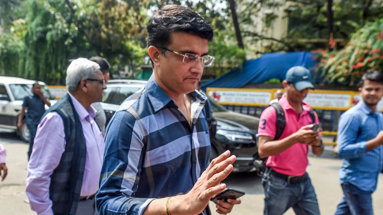 Conflict a 'very serious issue', needs to be sorted - Sourav Ganguly