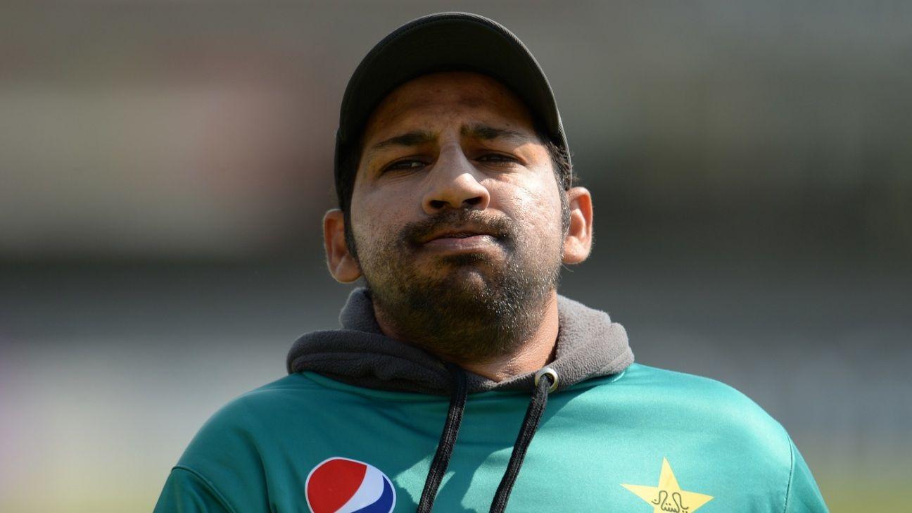 Sarfaraz Ahmed sacked as Pakistan Test captain, Azhar Ali takes charge