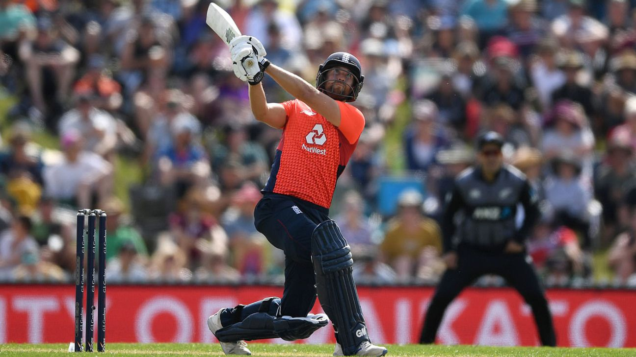 Was Dawid Malan's hundred the fastest for England in T20Is?