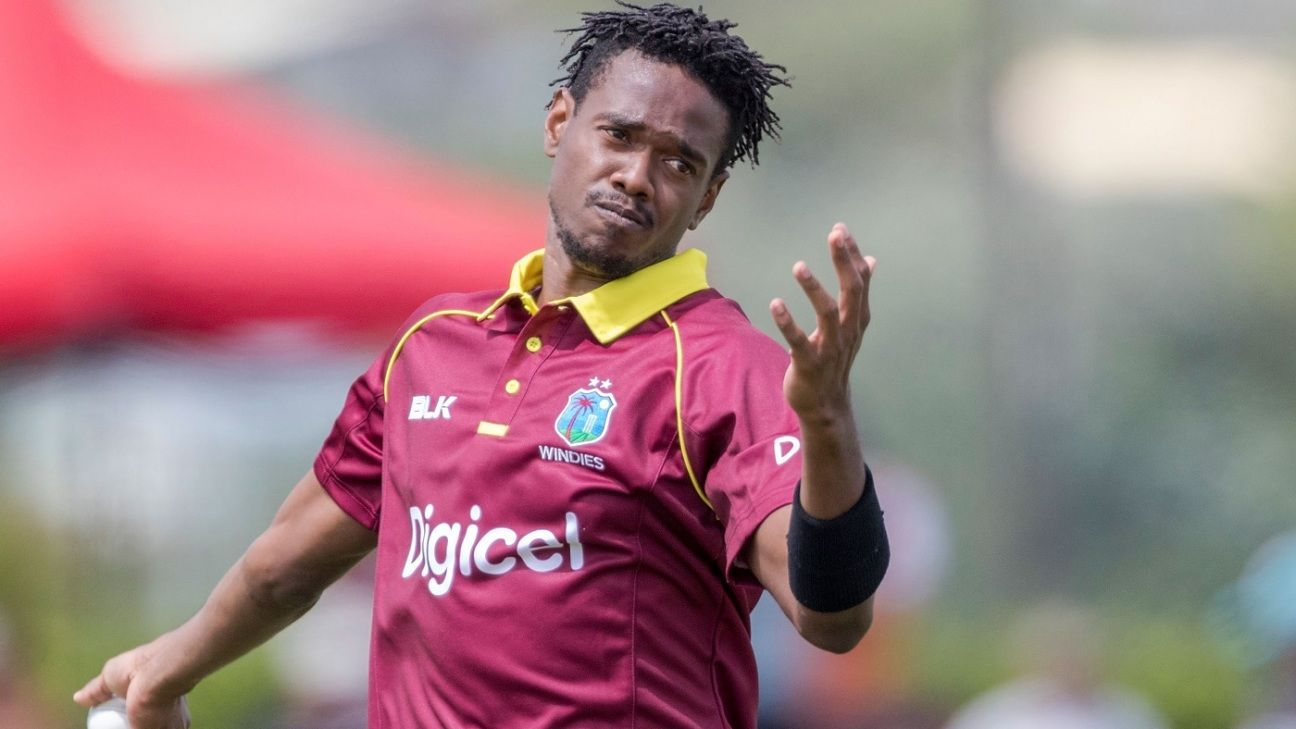 Ronsford Beaton suspended from bowling