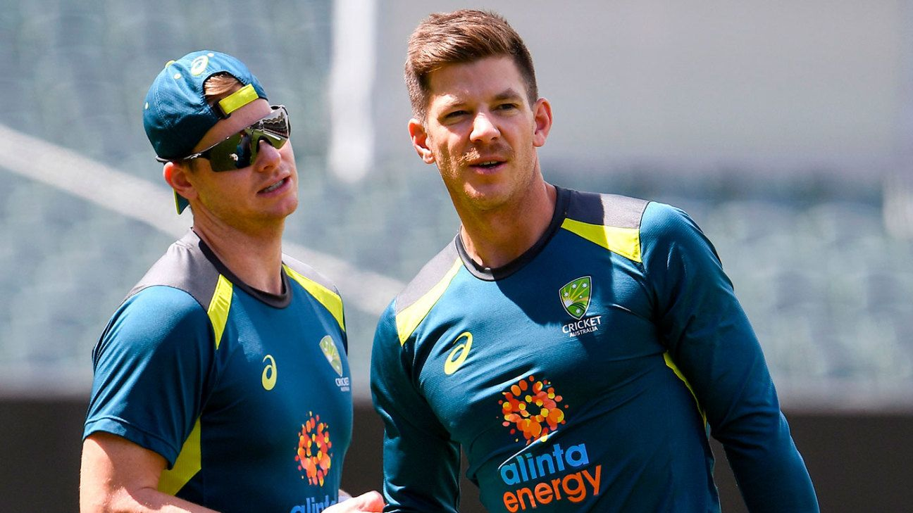 Australia stars prepared for pay cuts, says Tim Paine