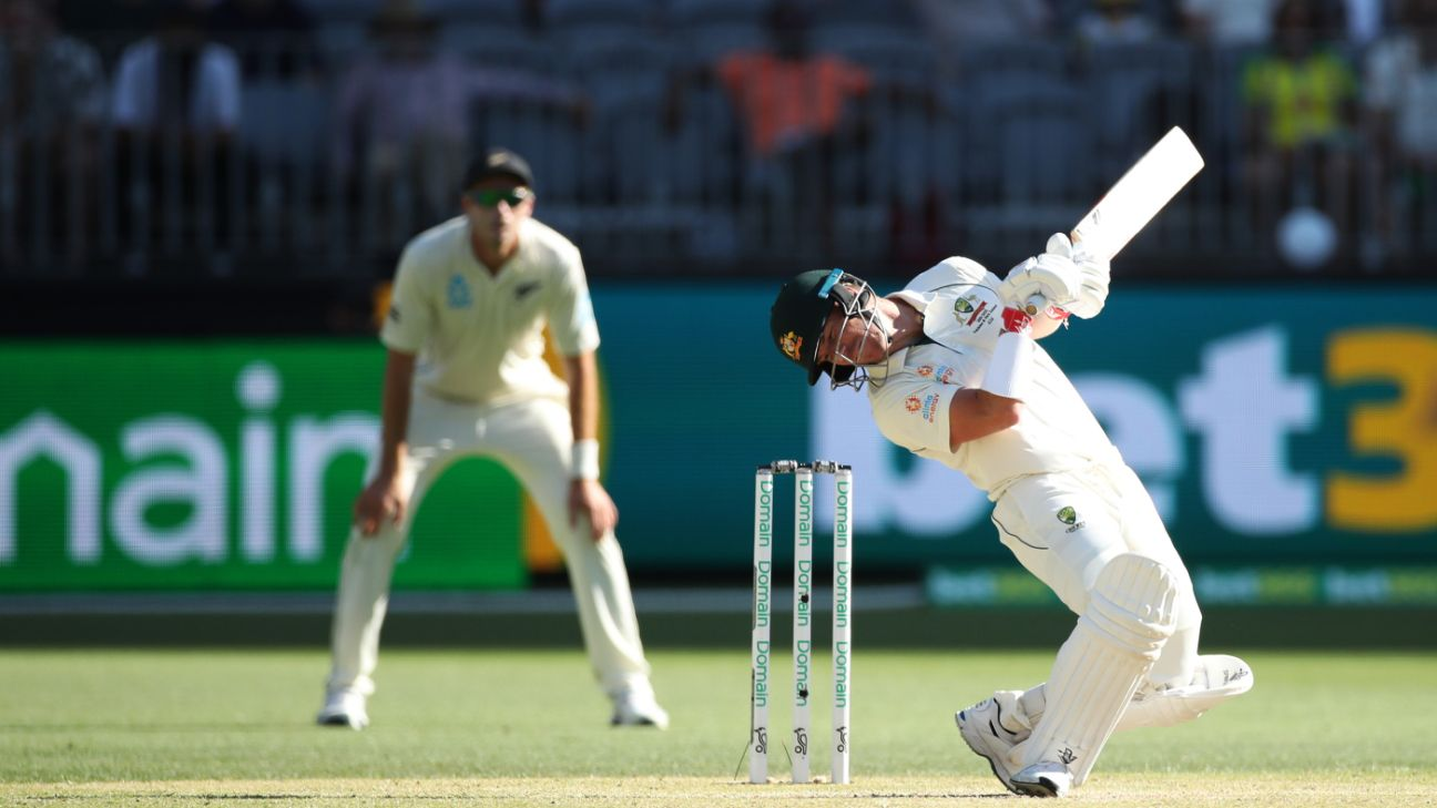 'They can execute it for a long period' - Burns on New Zealand's short-ball tactic