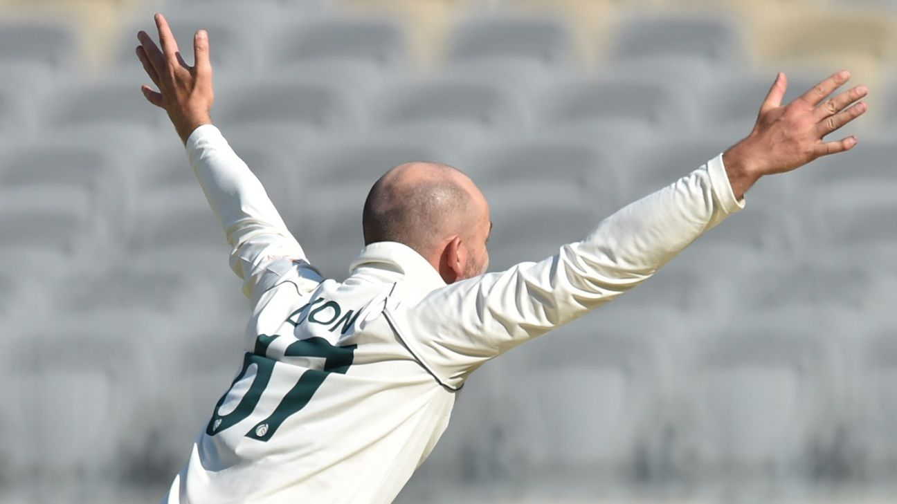 Increased workload not a worry for Nathan Lyon, Tim Paine's trump card