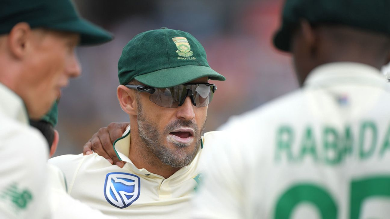 Faf du Plessis gave his all to South Africa - but he couldn't take anymore | ESPNcricinfo.com - ESPNcricinfo