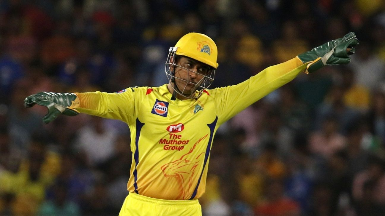 MS Dhoni 'will be retained' by Chennai Super Kings in 2021 too - N Srinivasan