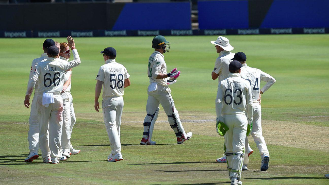 Stuart Broad handed demerit point over Faf du Plessis altercation