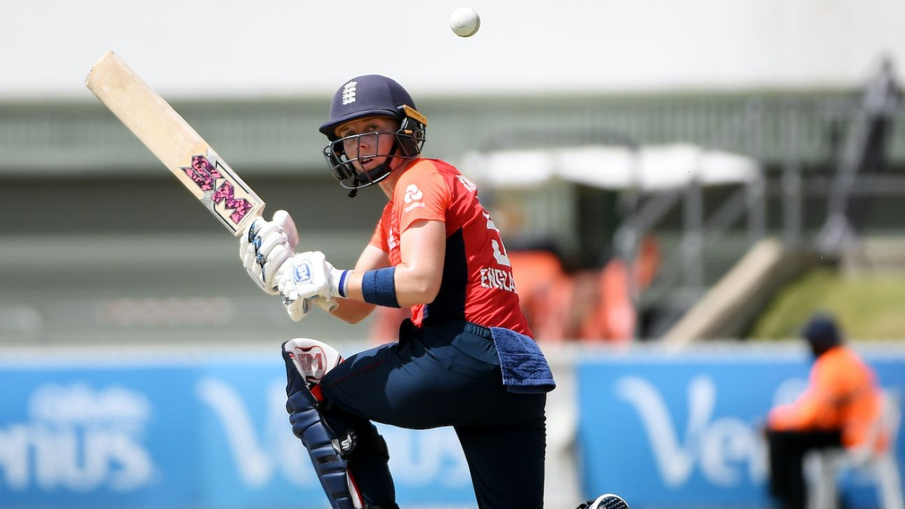 Heather Knight brushes off Sri Lanka defeat ahead of T20 World Cup opener