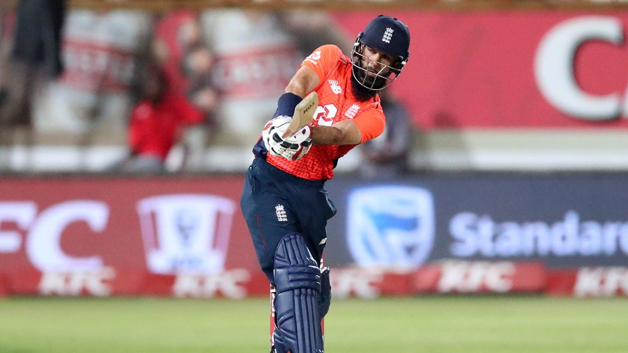 'Still want to prove myself in Tests' - Moeen Ali