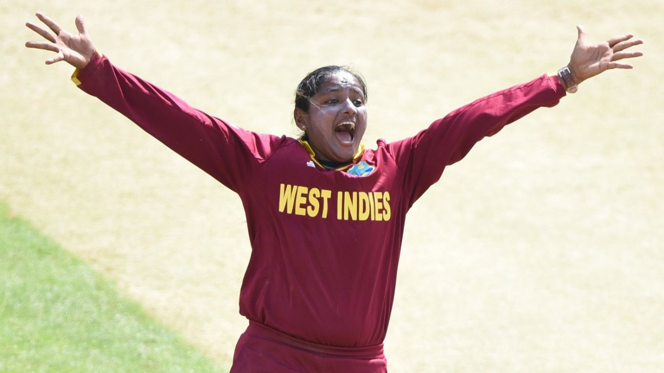 West Indies want to 'spoil the party' for Australia - Anisa Mohammed