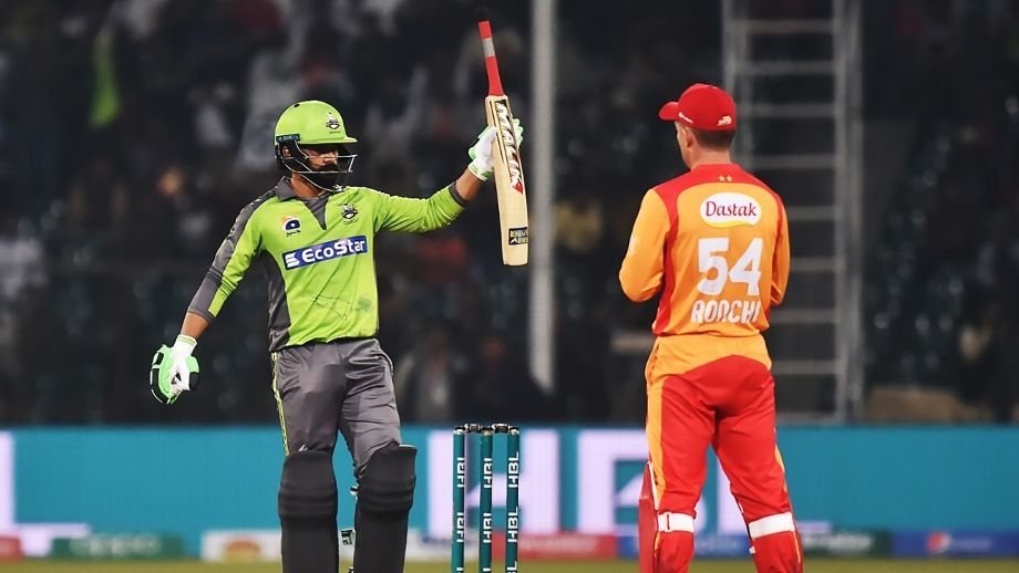 Hafeez had questioned Sharjeel Khan's return to cricket despite his being implicated in the PSL 2017 corruption scandal