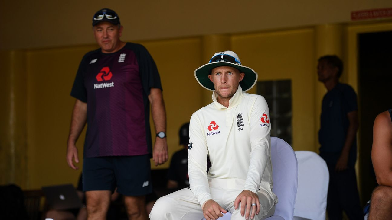 Joe Root expects 'discussion' on pay cuts as coronavirus uncertainty rules
