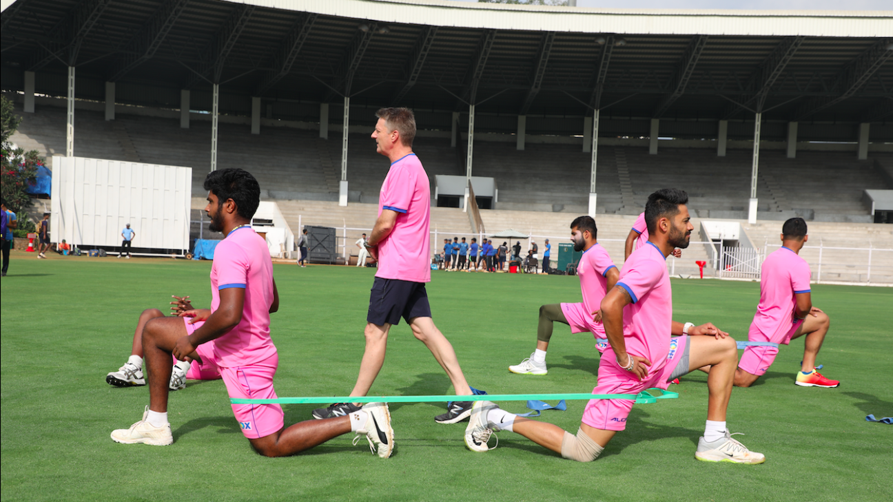 Space constraints could hamper Indian players' training - John Gloster