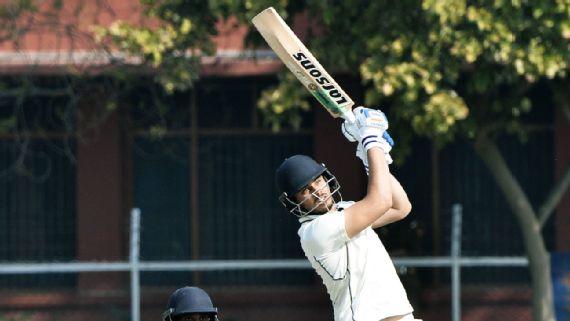 Profile: big-hitting J&K batsman and IPL signing Abdul Samad