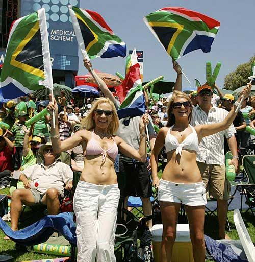 The Buzz: Cricket South Africa wants fans' help with a different kind of partnership