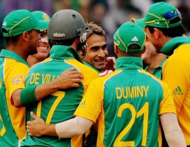 Tahir bides his time | ESPNcricinfo com