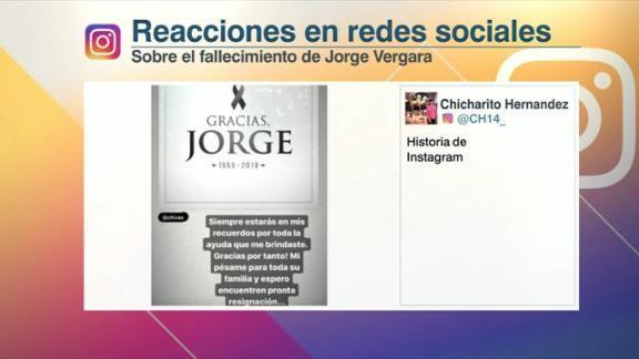 Emblemas de Chivas ofrecieron condolencias en redes a la familia Vergara - ESPN