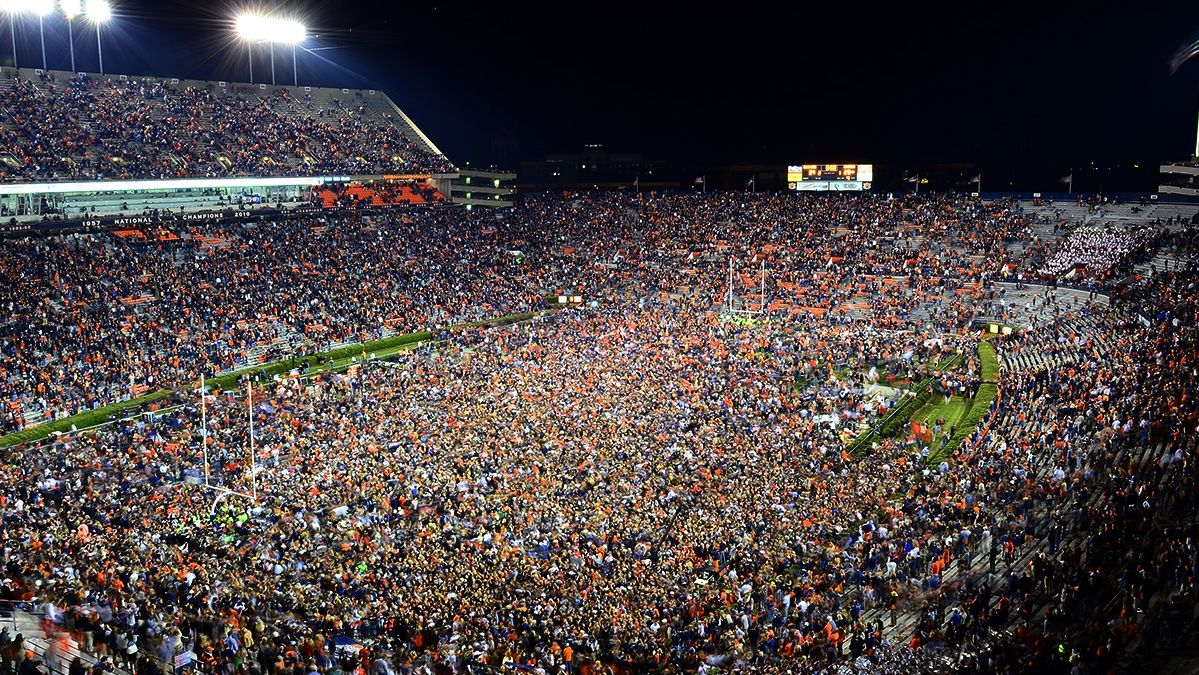 2013 Iron Bowl Unforgettable Because Of Kick Six Espn Video