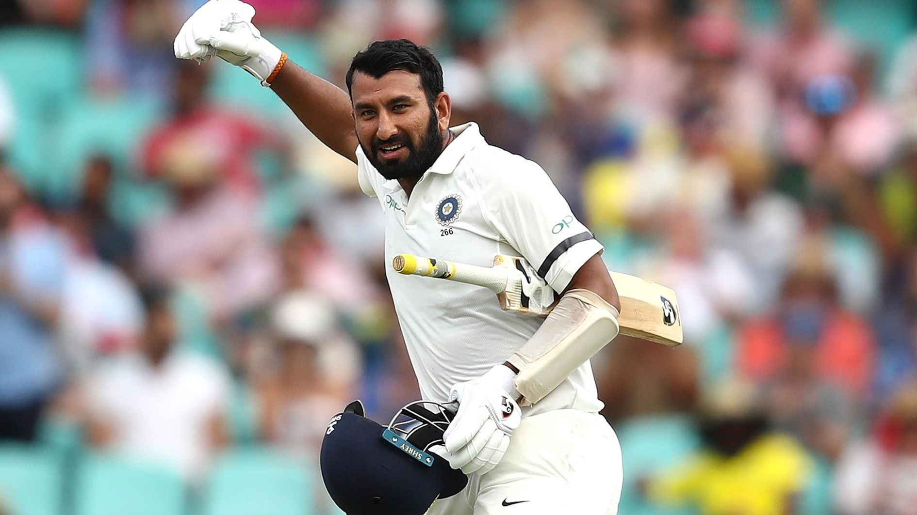 Pujara makes the case for defence