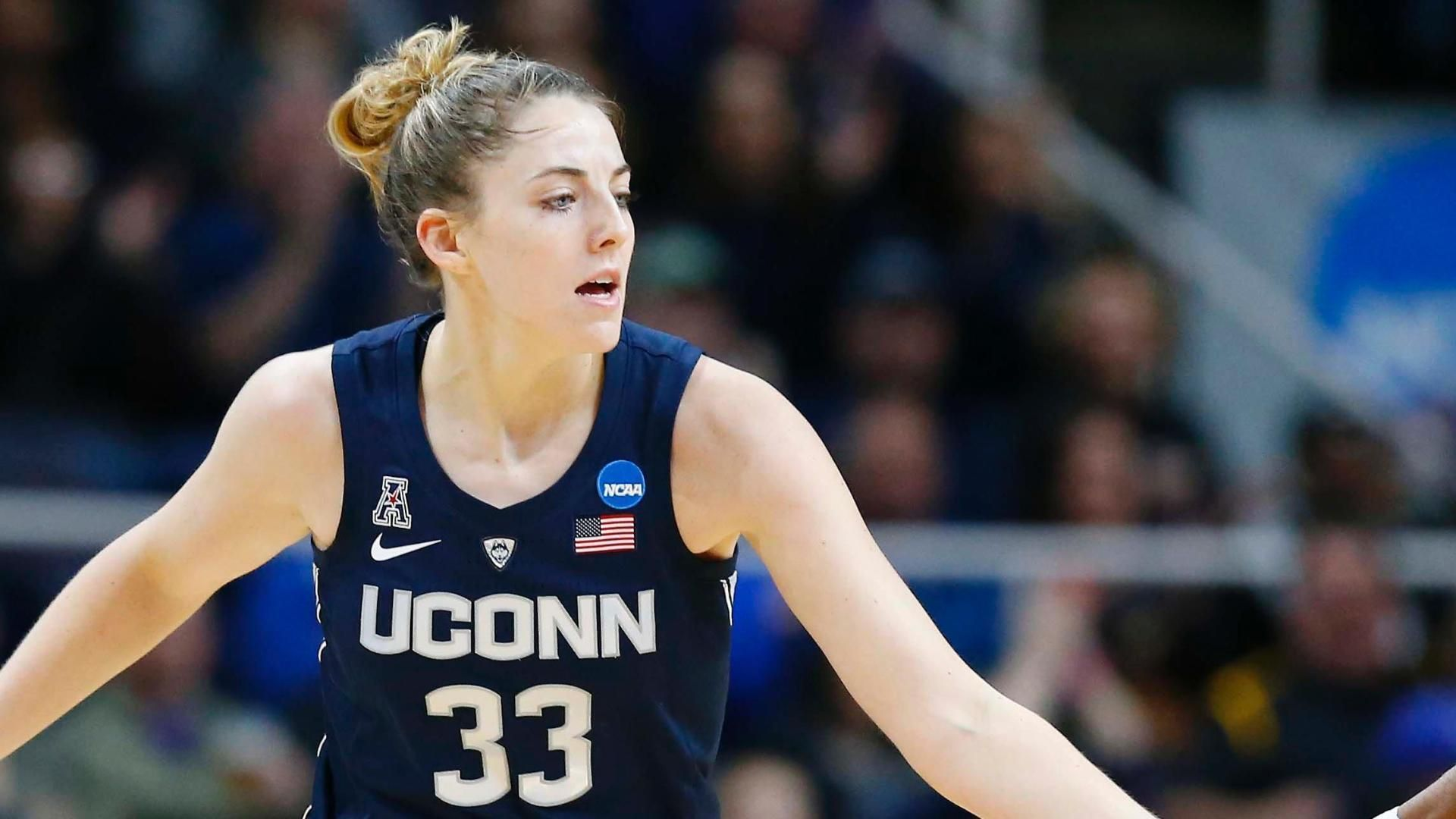 3-point barrage sends UConn to 12th straight Final Four ...