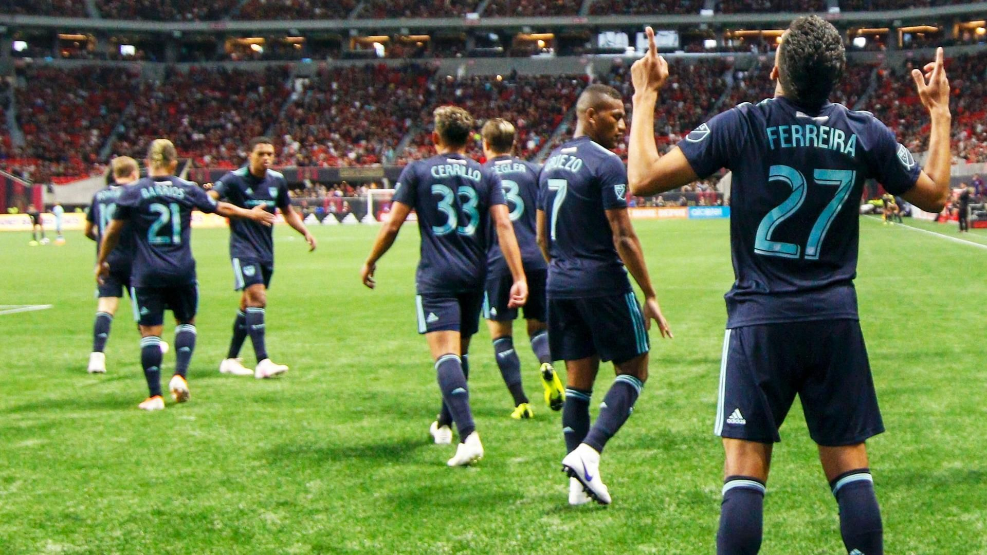 FC Dallas take an early lead at Atlanta United