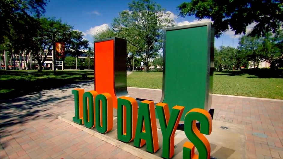 100 days until college football, and a lot to look forward to