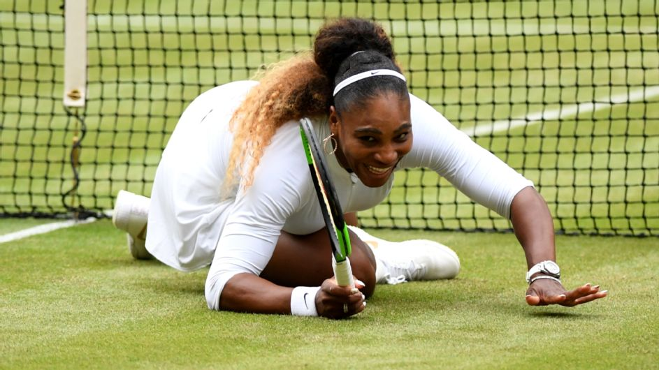 Serena, Murray turn mixed doubles debut into a Wimbledon event