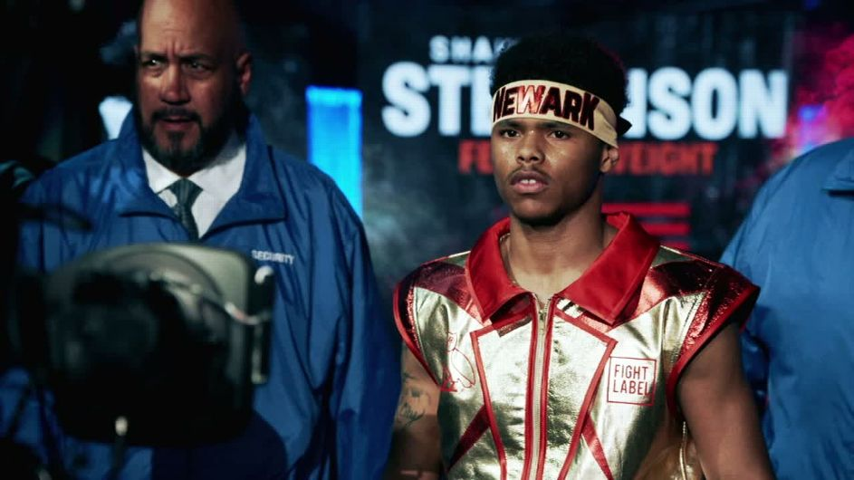 Why Shakur Stevenson needs to put on a show in Newark