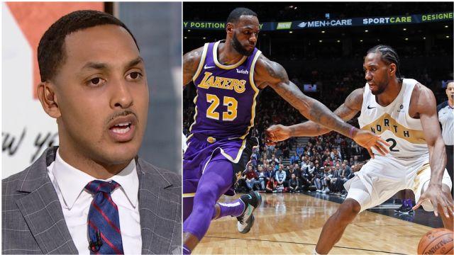 前NBA球員:Leonard打敗的只是殘陣勇士,他和詹姆斯根本不是一個級別的!-黑特籃球-NBA新聞影音圖片分享社區
