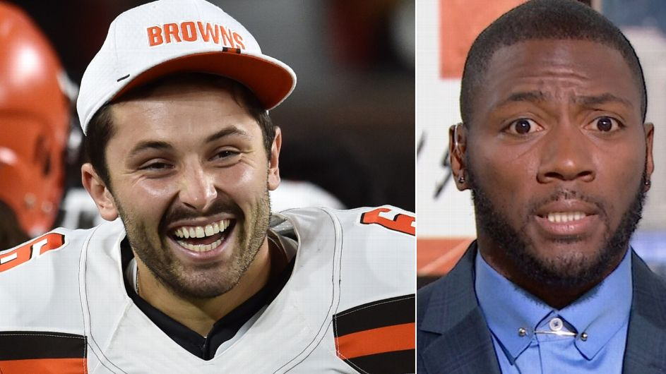 'Annoying little brother' Baker Mayfield once aspired to be like his Browns backup
