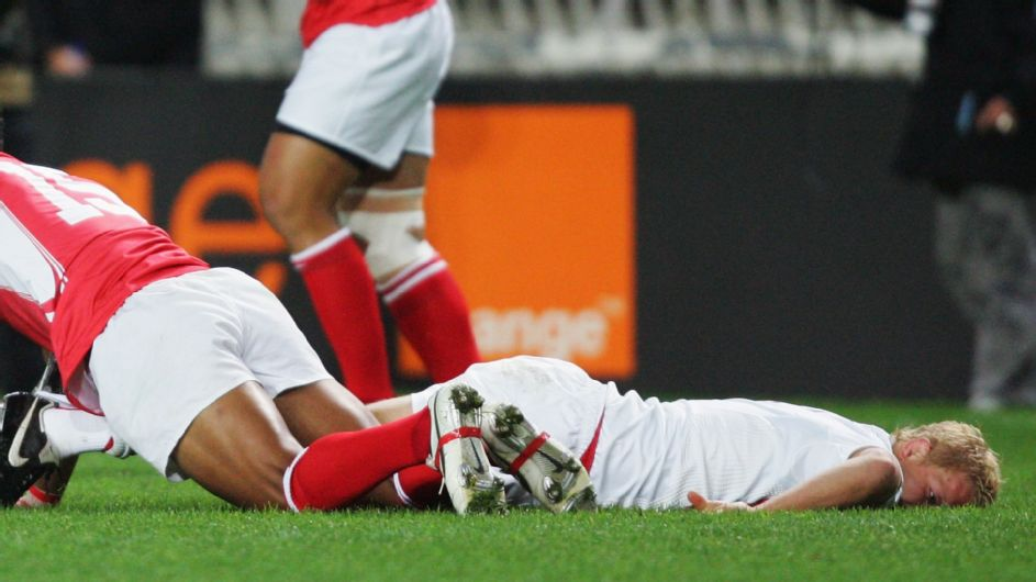 Love, rugby and a sport's crucial battle with concussion