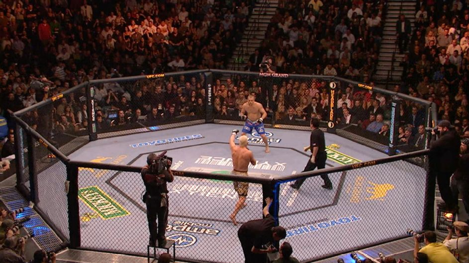 UFC's greatest rivalries: Chuck Liddell vs. Tito Ortiz had it all
