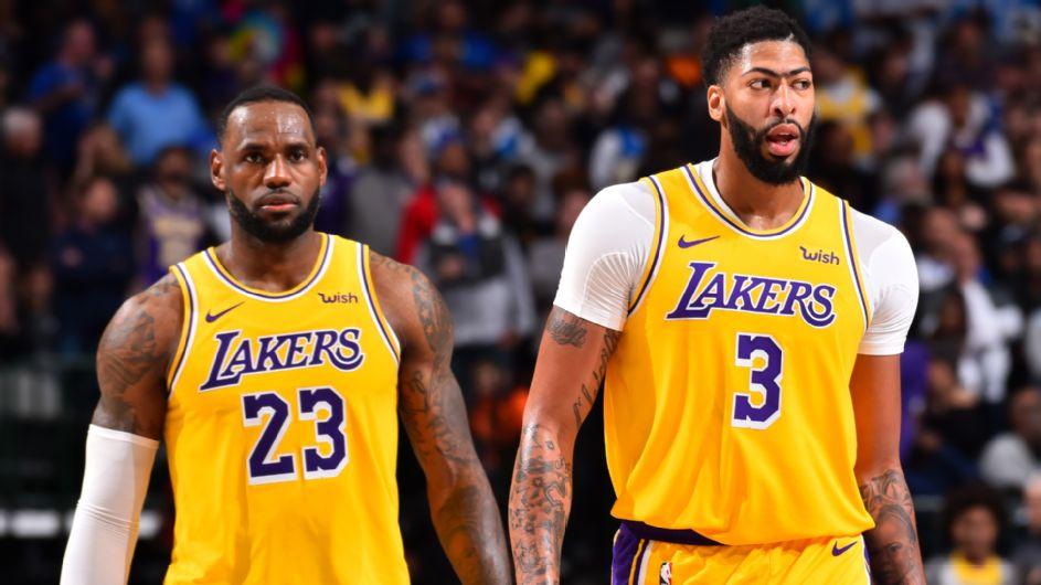 Sources: Lakers to rest Anthony Davis against Warriors