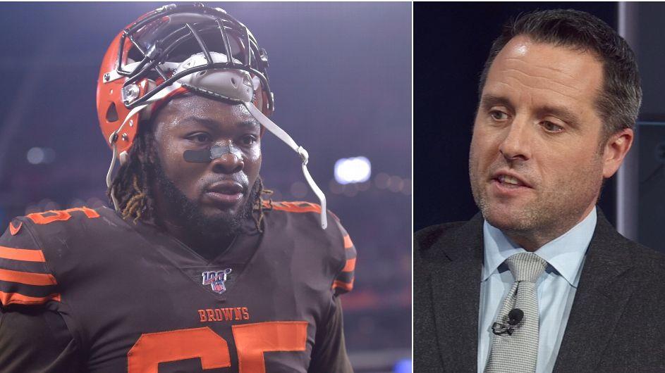 Ogunjobi and Pouncey appeals update - ESPN Video