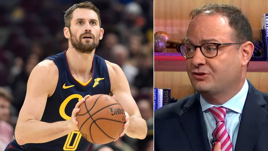 Cavs ready to listen to trade offers for Kevin Love, sources say
