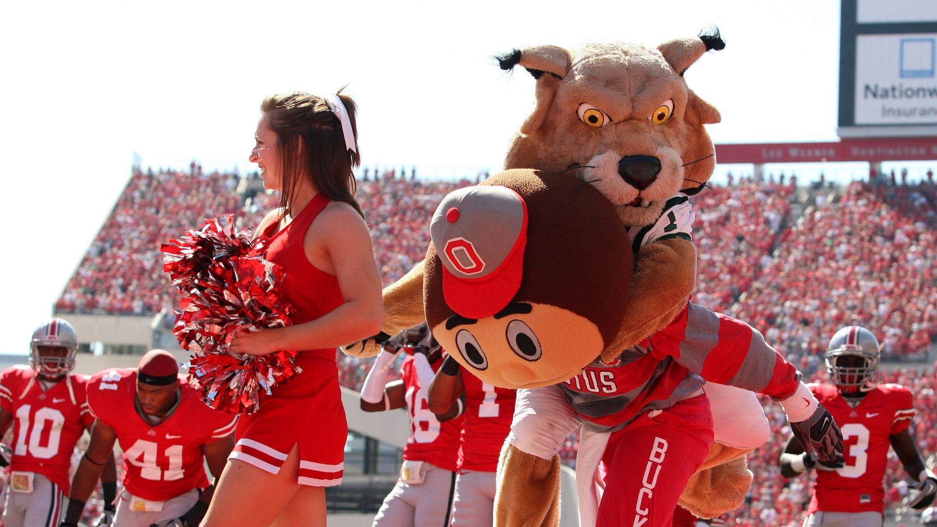 The true story behind the Ohio mascot attack on Brutus Buckeye - ESPN Video