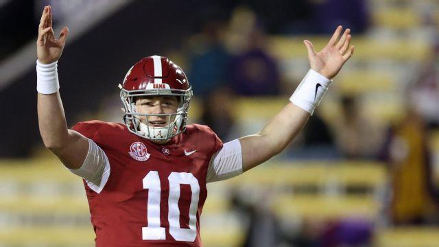 Draft 2021: Patriots apuestan por el quarterback Mac Jones