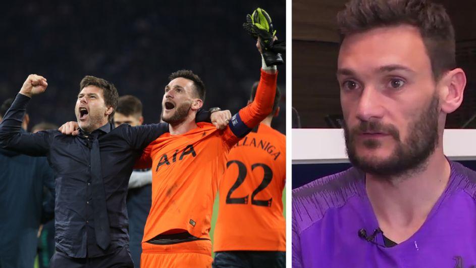 Exclusive: Lloris talks Tottenham's 'miracle' run to the Champions League final