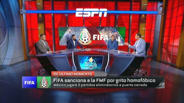 ¿FIFA sería capaz de quitarle la sede del Mundial a México?
