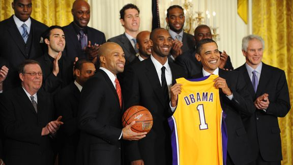 032018eab24b Los Angeles Lakers  White House visit an emotional honor