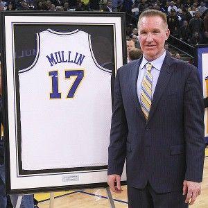 low priced 0f0b5 7b4f6 Golden State Warriors retire Chris Mullin's jersey despite ...
