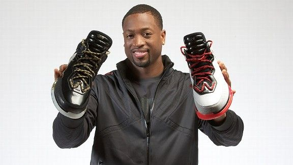 111632efcb8 Dwyane Wade to sign with Chinese shoe brand Li Ning - Playbook Dollars -  Dollars - ESPN Playbook- ESPN