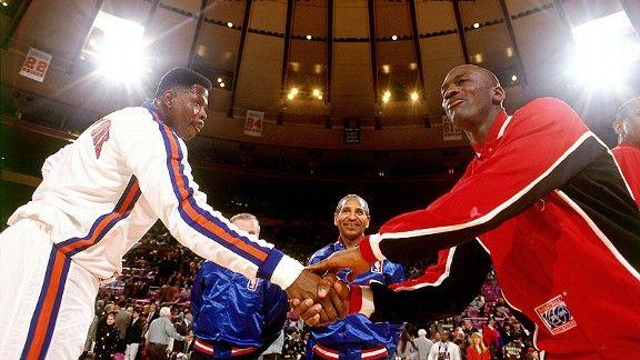Nascar Racing Games >> Michael Jordan's 10 best vs. Knicks - Knicks Blog- ESPN